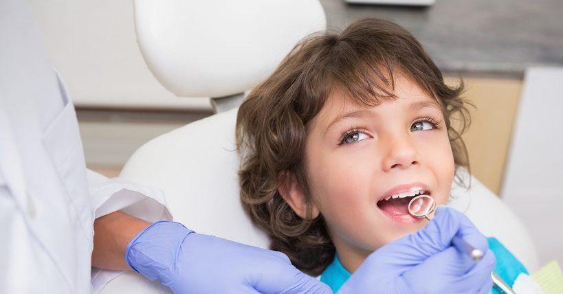 Child Dental Examintations